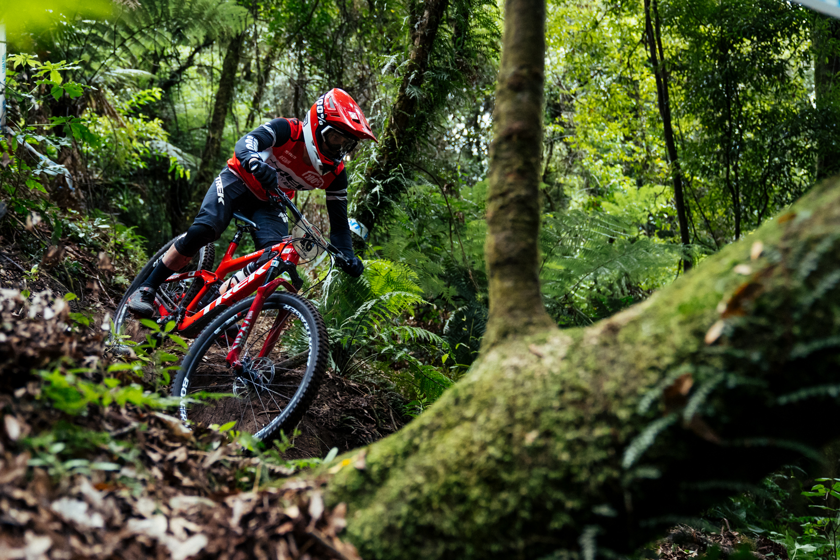 a57a3f218d5 Enduro World Series Opens in Rotorua | Trek Race Shop