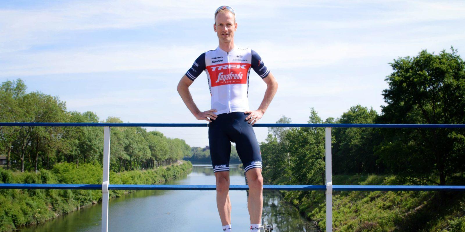 Питер Веенинг подписал контракт с велокомандой Trek-Segafredo